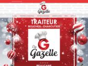 screenshot http://www.gazelle-traiteur.fr Traiteur