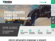screenshot http://www.gazole-non-routier.info gazole non routier