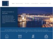 screenshot http://www.gbexpertises.fr expert immobilier marseille