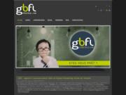 screenshot http://www.gbfl.fr gbfl agence référencement certifiée google advertising professionnal