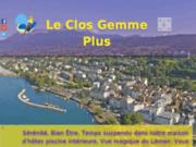 Clos Gemme +, chambres d'hôtes de prestige