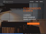 Cabinet d'avocats à Genève