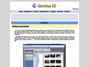 Gentibus CD - gestionnaire de CD et DVD