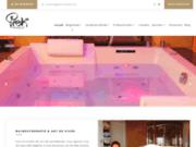 screenshot http://www.gerard-preti.com gérard préti, baignoires balnéothérapie