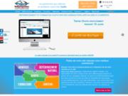 screenshot http://www.gestion-ecommerce.com webmaster et formation sur la plateforme ecommerce d'Oxatis