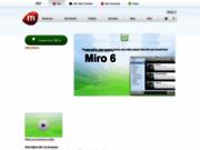 Miro - Lecteur libre et gratuit de musique et de vidéos