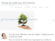GH-Finances : rachat de crédits, désendettement