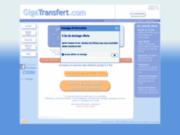 GIGATRANSFERT: le transfert de fichier simple et complet
