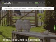 Meubles et constructions de jardin Gillot à Namur