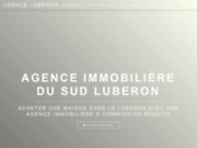 screenshot http://www.gimco-immobilier-provence.com la vente sur plans de programmes immobiliers neufs carpentras vaucluse