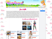 Girlizz: site de jeux pour toutes les filles