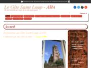 screenshot http://www.gite-saint-loup-albi.fr Gîte Saint Loup Albi
