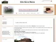 screenshot http://gite-sevre-maine.com/ gite