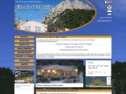 screenshot http://www.gitedusaintjulien.com gîte du saint julien