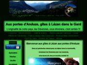 Aux portes d'Anduze, gites a Lezan, Gard