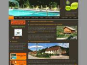 screenshot http://www.giterochedesducs.com/ locations de gites et chalets dans les vosges