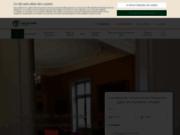 screenshot http://www.gites-de-france-mayenne.com/ chambre d'hôtes mayenne