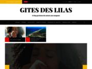 screenshot http://www.gites-des-lilas.com locations gîtes bretagne morbihan les gites du golfe morbihan 3 clévacances