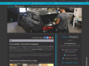 screenshot https://www.glass-protech.fr Vitres teintées à Draguignan