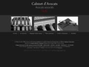 screenshot http://www.glbs-avocats-associes.com avocats à Tours 37