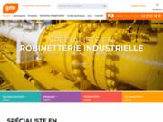 GMI Robinetterie est votre partenaire en robinetterie industrielle depuis 1990
