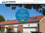 screenshot http://www.godon-couverture-renovation.fr Entreprise de rénovation