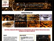 screenshot http://www.gold-50.be/frans/index.html achat et vente de bijoux en or sertis ou non de di