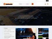 screenshot http://www.golden-trade.com le portail de l'opportunité d'affaires