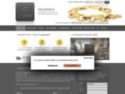 Goldson rachète votre or en ligne