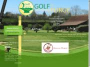 Compétition de golf à Siorac-en-Périgord (Dordogne 24) - Golf de la Forge