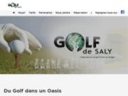 Apprendre le golf en vacances à Saly