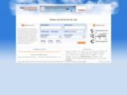 screenshot http://www.golowcost.fr moteur de recherche de vols low cost