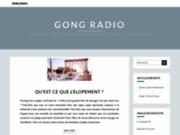 screenshot http://www.gongradio.fr gong radio