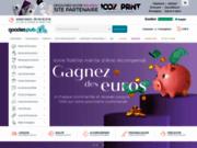 screenshot https://www.goodiespub.fr/ Goodies Pub