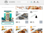screenshot http://www.goodmorning-paris.com livraison de petits déjeuners à domicile