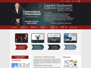 screenshot http://www.goulvestre.com formation et conférence interculturelles