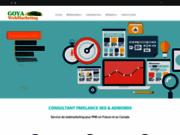 Goya Web Marketing - Référencement sous Joomla, Power Boutique, Prestashop