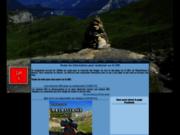 Traversée du GR5 en randonnée, Vosges, Jura, Alpes