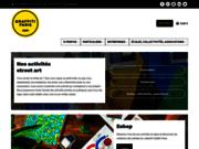 screenshot https://graffitiparis.com/ Graffiti Paris