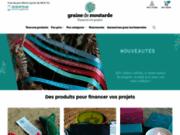 screenshot http://www.grainedemoutarde.fr graine de moutarde