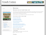 Grands casinos