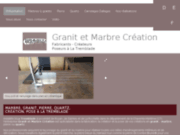 Réalisations en granit et marbre en Charente Maritime