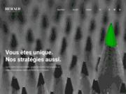screenshot http://www.granrut.com cabinet d'avocats à paris en droit social et pénal des affaires.