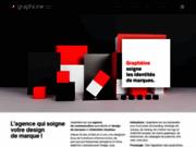 screenshot http://www.grapheine.com graphéine agence de communication paris lyon