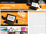 screenshot http://www.graphiste-video.fr graphiste vidéo / motion designer