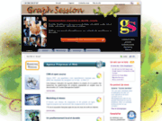 screenshot http://www.graphsession.com graph session communication