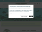 screenshot https://www.greenetcompagnie.fr/ durable