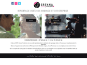 screenshot http://www.grennaproduction.com grenna production