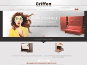 screenshot http://www.griffon-meuble.com/ Griffon Technologies