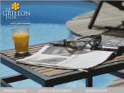 screenshot http://www.grillon-dor.com/ Inter-Hôtel Le Grillon d'Or
